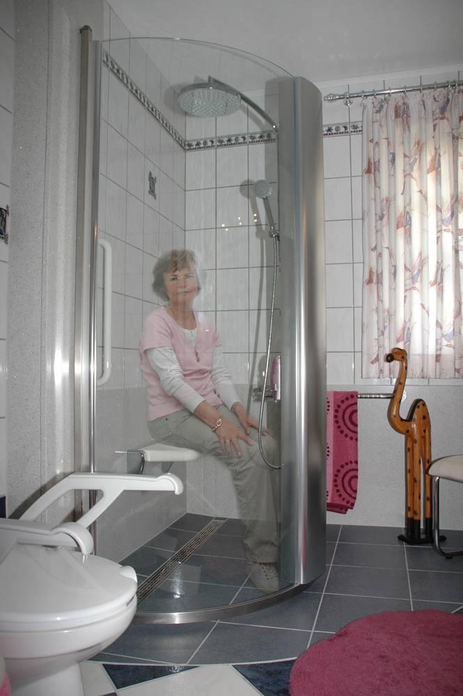 Den Dusche Hinter Kulissen Hinter den